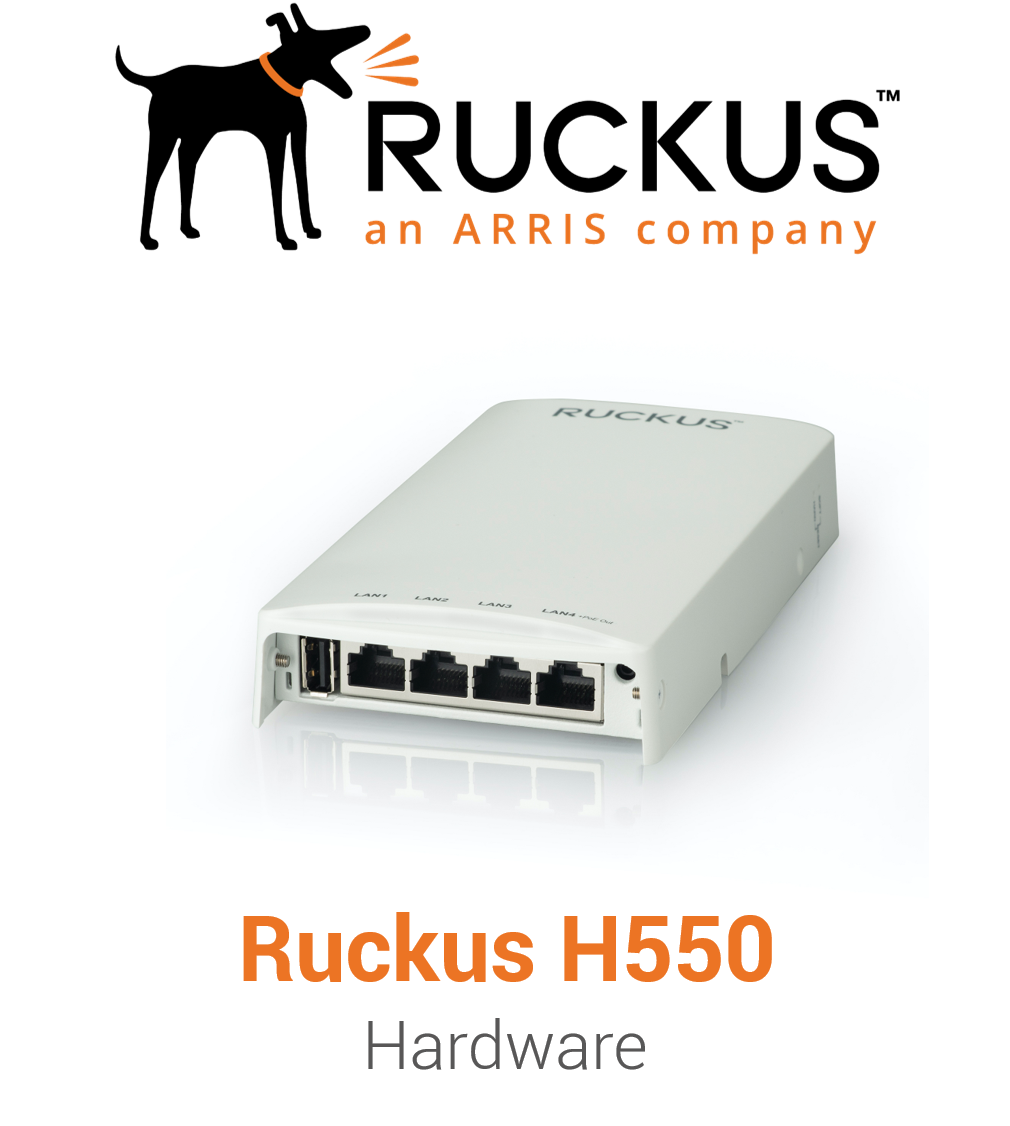 Ruckus H550 Spezial Access Point