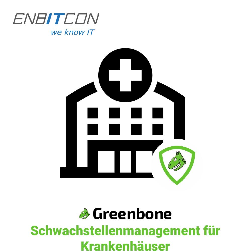 Greenbone Schwachstellenmanagement