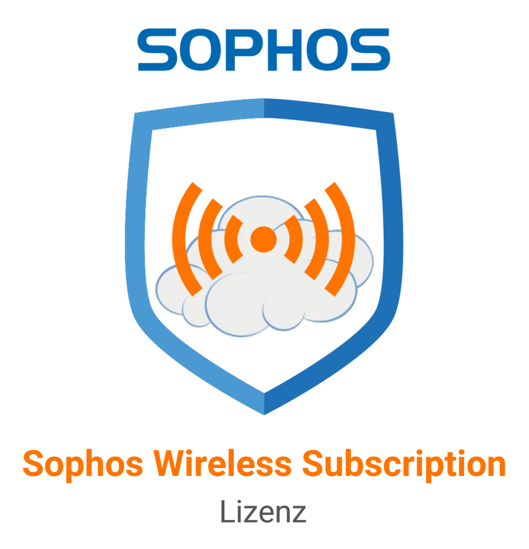 Sophos Central Wireless Standard (für APX)