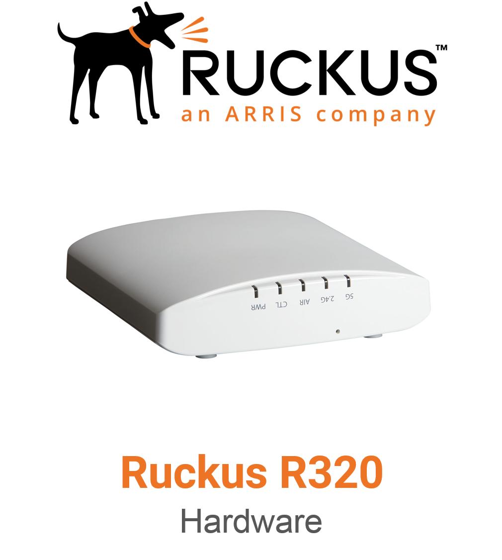Ruckus R320 Indoor Access Point