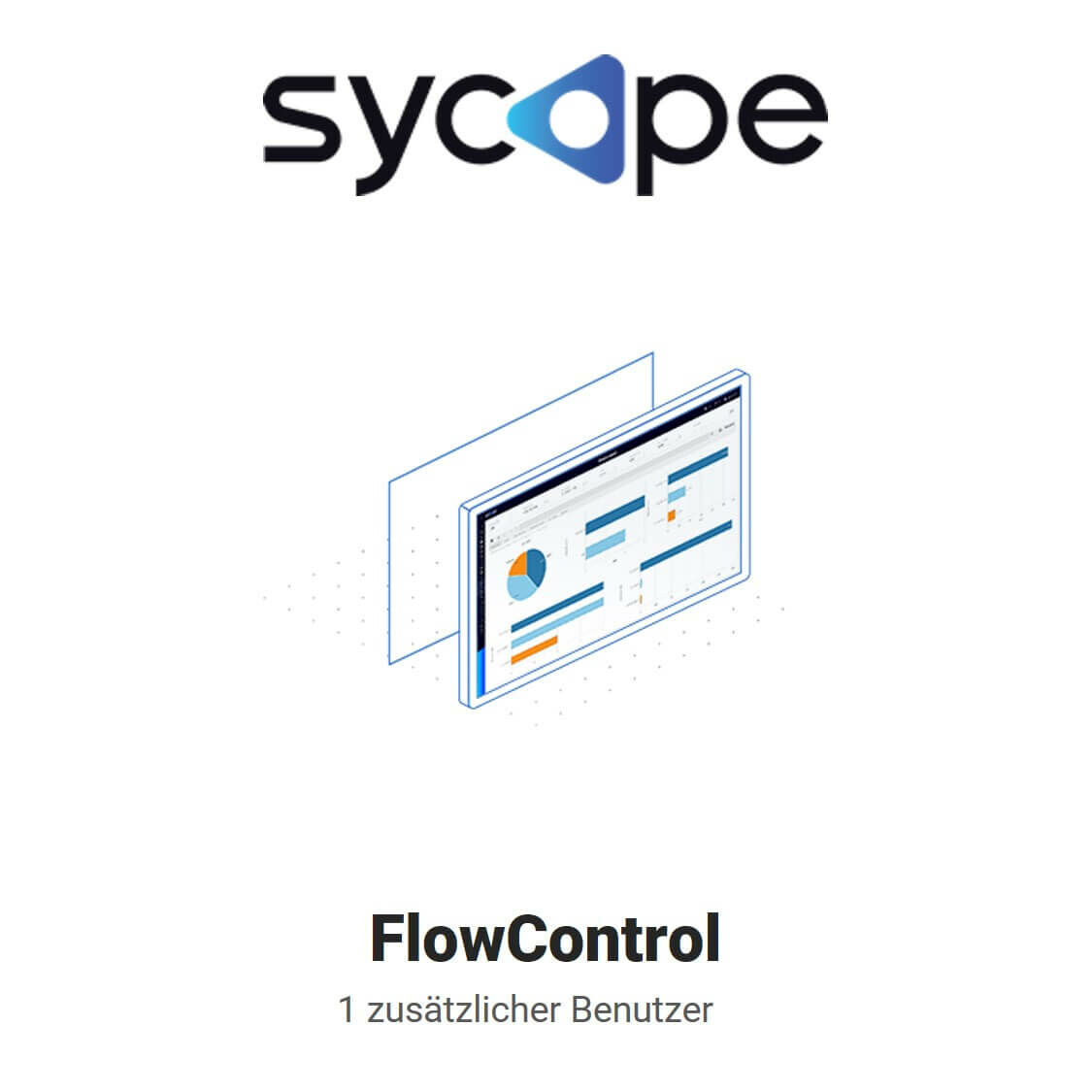 FlowControl User Zusatzlizenz