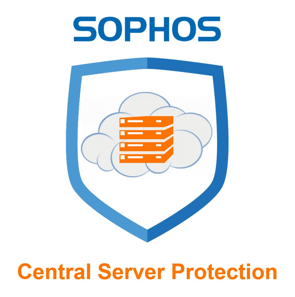 Sophos Central Intercept X Advanced für Server