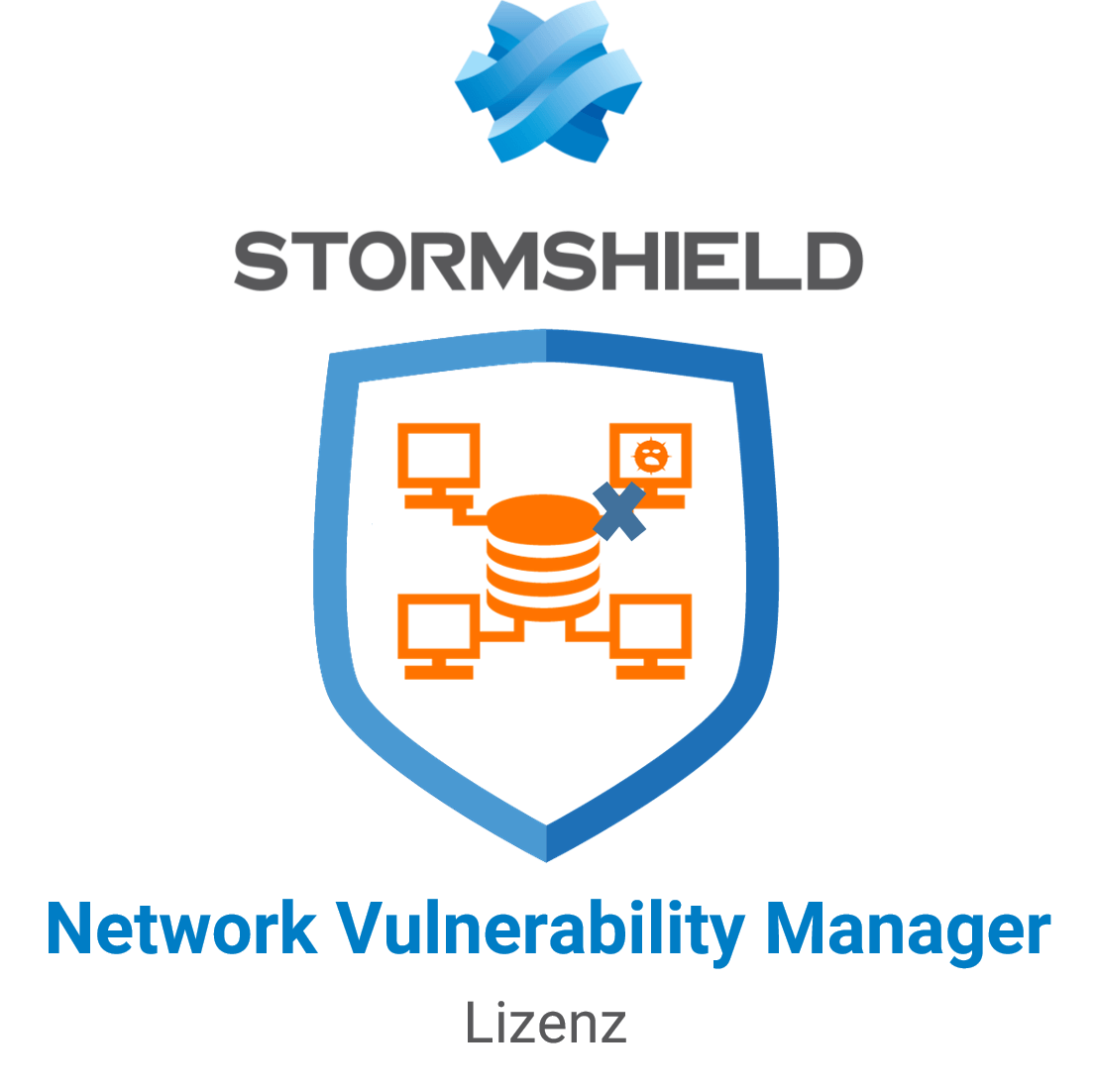 Stormshield SN710 Network Vulnerability Manager option