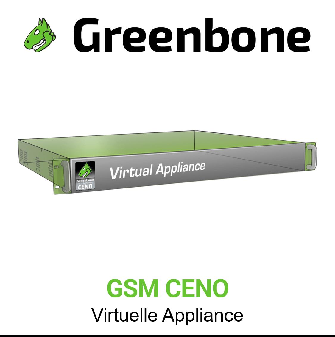 Greenbone GSM CENO Virtuelle Appliance