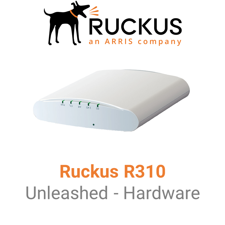 Ruckus R310 Indoor Access Point - Unleashed