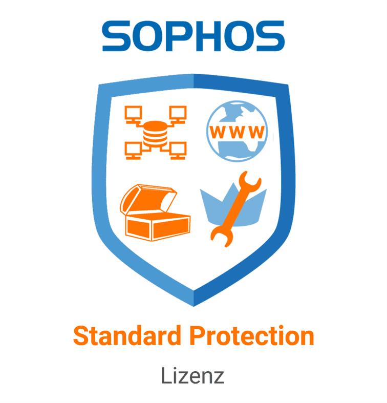 Sophos XGS 107 Standard Protection Bundle