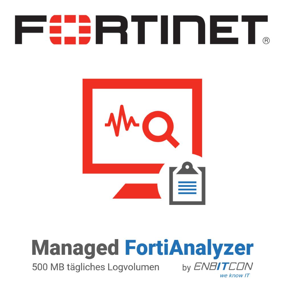 Managed FortiAnalyzer by EnBITCon
